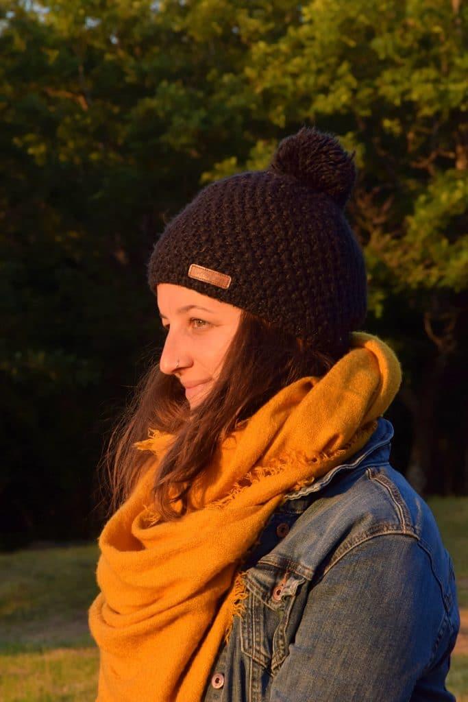 Floriane Bourlion - Créatrice du podcast Prends ton baluchon